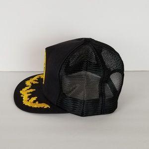 8fef30822e663 K-Products Accessories - Vtg NRA National Rifle Association Gold Leaf Hat
